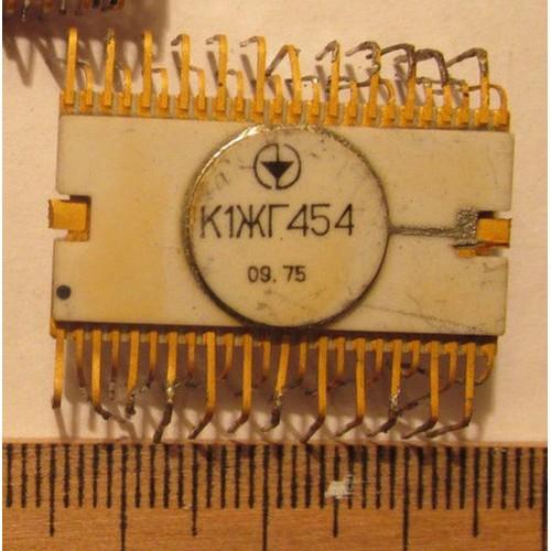 Куплю микросхему К1ЖГ454