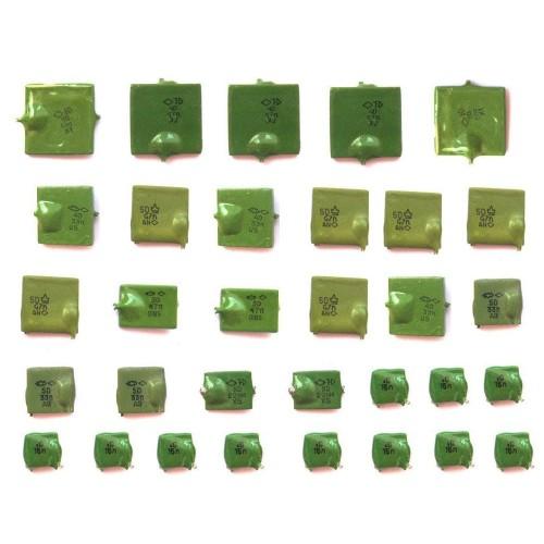 Куплю конденсатор КМ зеленые D