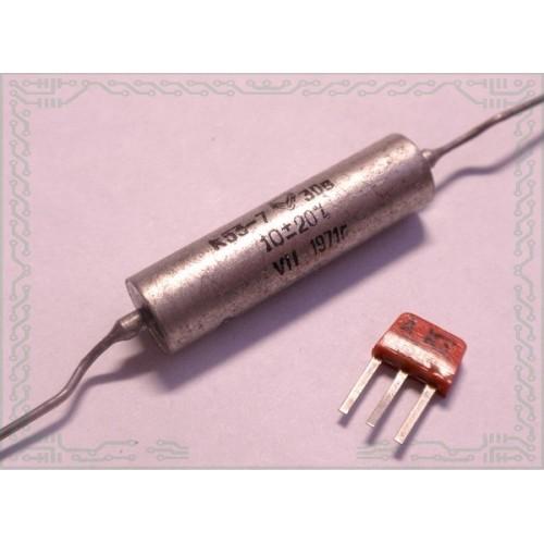 Куплю конденсатор К53-7