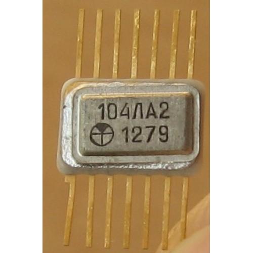 Куплю микросхему 104ЛА2