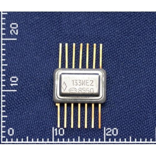 Куплю микросхему 133ИЕ2