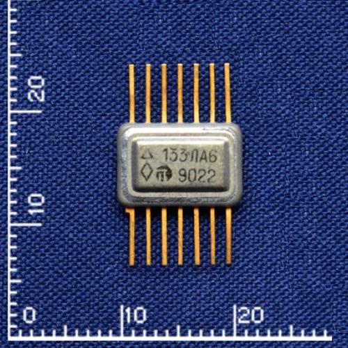 Куплю микросхему 133ЛА6