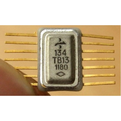 Куплю микросхему 134ТВ13