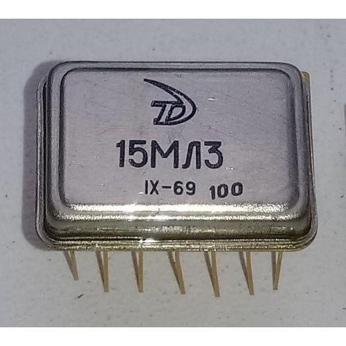 Куплю микросхему 15МЛ3