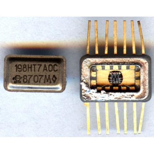 Куплю микросхему 198НТ7