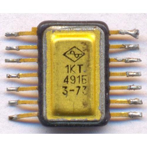 Куплю микросхему 1КТ491