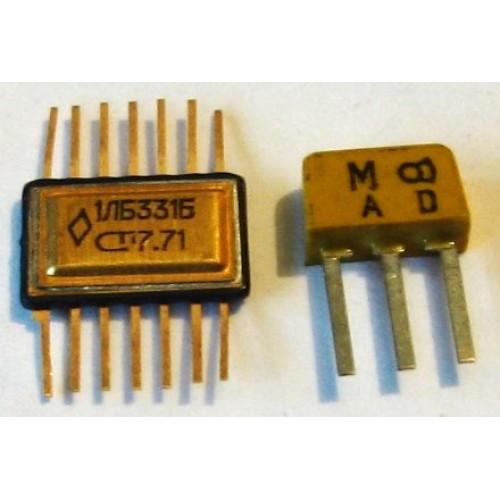 Куплю микросхему К1ЛБ331