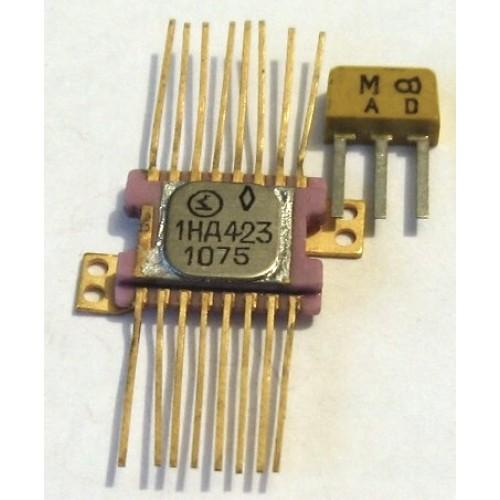 Куплю микросхему 1НД423