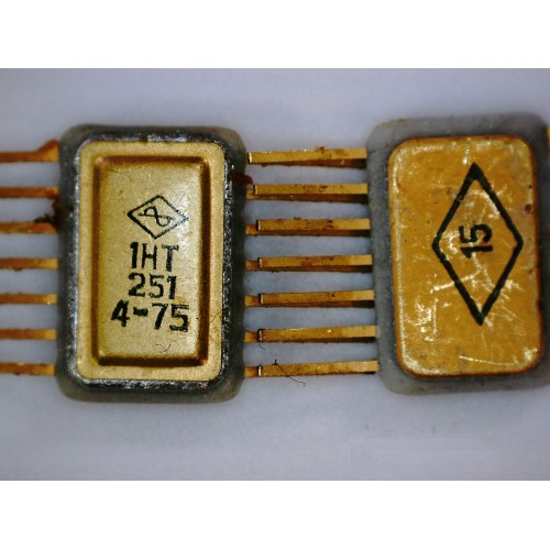 Куплю микросхему 1НТ251