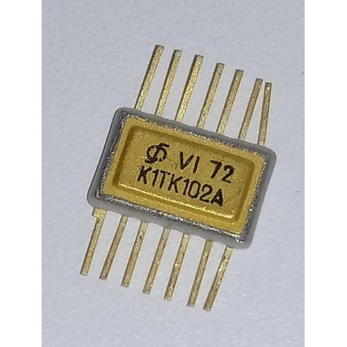Куплю микросхему  K1TK102
