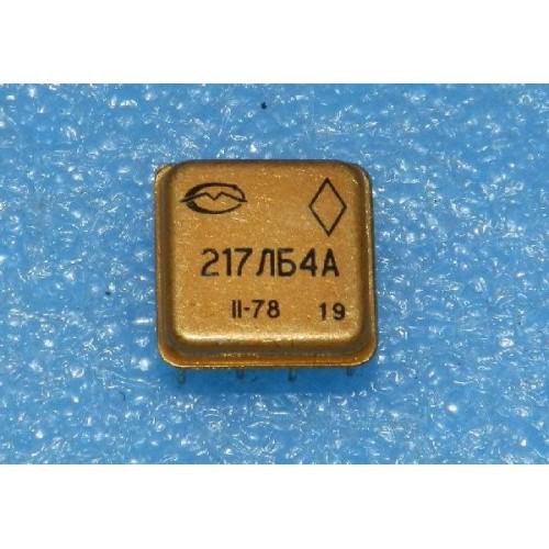 Куплю микросхему 217ЛБ4