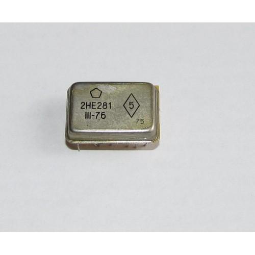 Куплю микросхему 2НЕ281