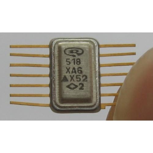 Куплю микросхему 518ХА6