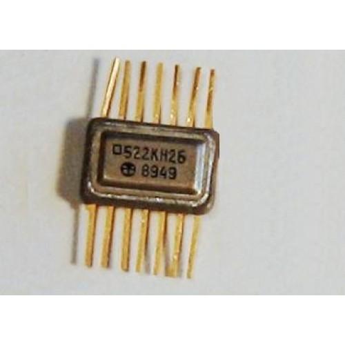 Куплю микросхему 522КН2