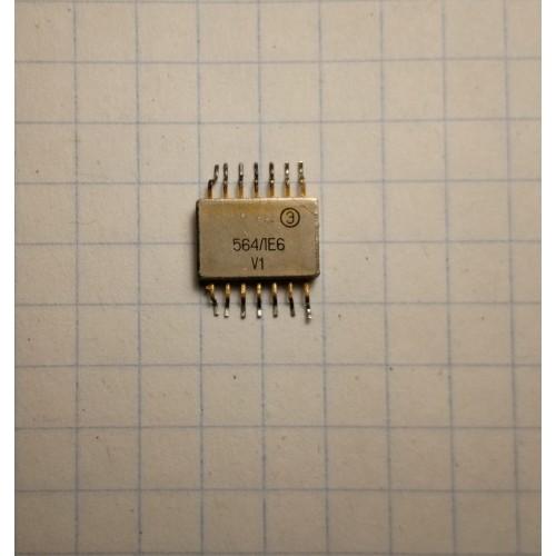 Куплю микросхему 564ЛЕ6