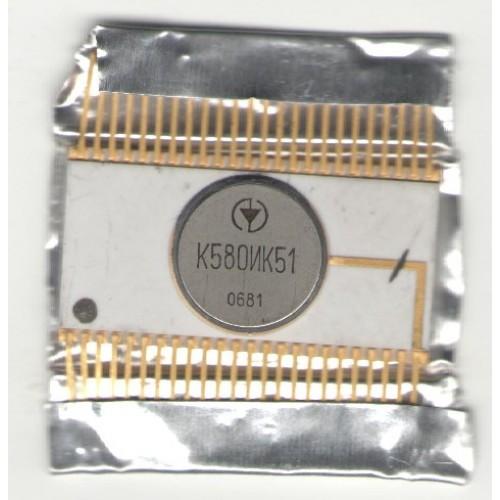 Куплю микросхему 580ИК51