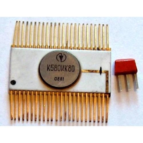 Куплю микросхему 580ИК80