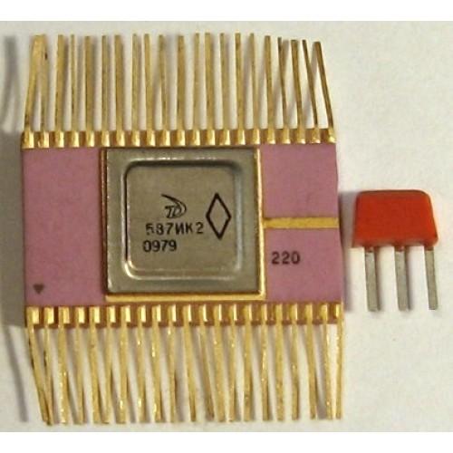 Куплю микросхему 587ИК2