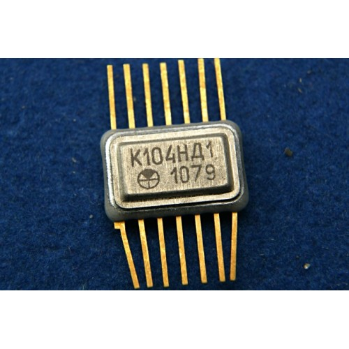 Куплю микросхему К104НД1