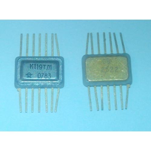 Куплю микросхему К119ТЛ1