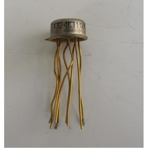 Куплю микросхему К124КТ1