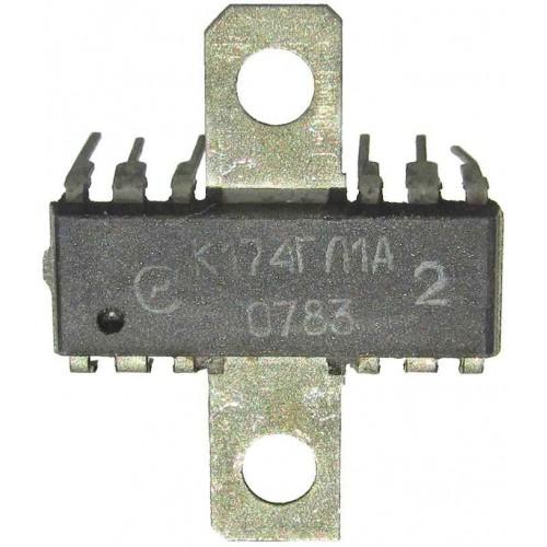 Куплю микросхему К174ГЛ1