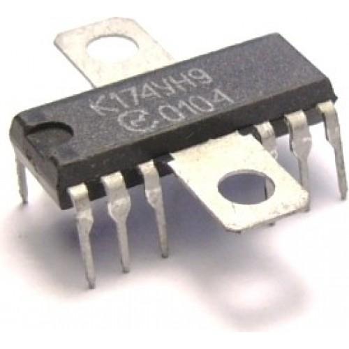 Куплю микросхему К174УН9