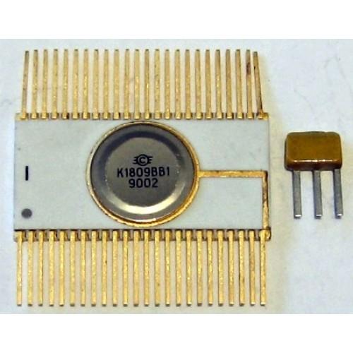 Куплю микросхему К1809ВВ1