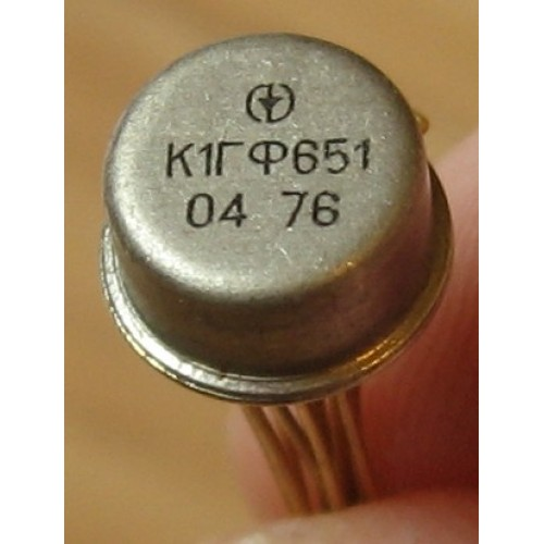 Куплю микросхему К1ГФ651