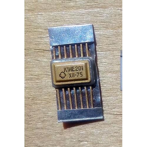 Куплю микросхему К1ИЕ201