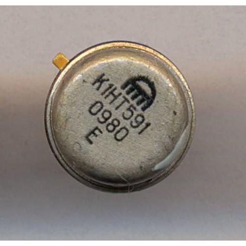 Куплю микросхему К1НТ591