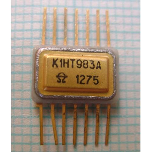Куплю микросхему  К1НТ983
