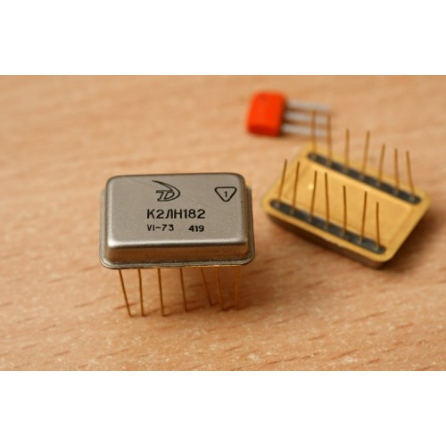 Куплю микросхему К2ЛН182