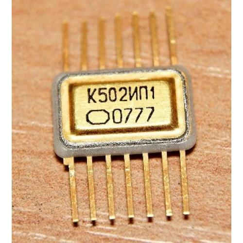 Куплю микросхему К502ИП1