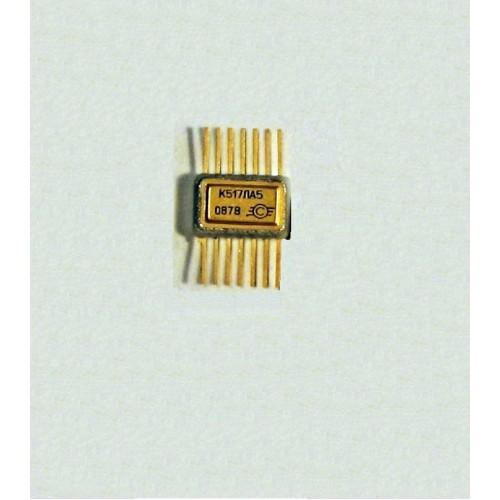 Куплю микросхему К517ЛА5