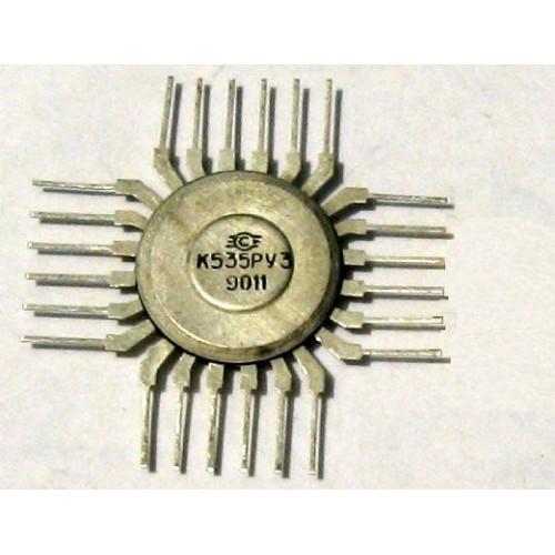 Куплю микросхему К535РУ3