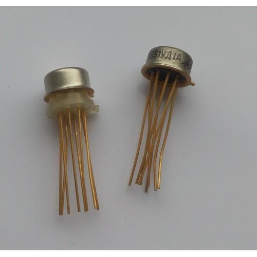 Куплю микросхему К551УД1