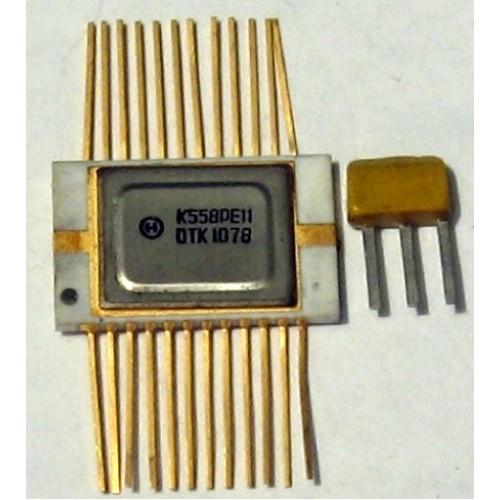 Куплю микросхему К558РЕ11