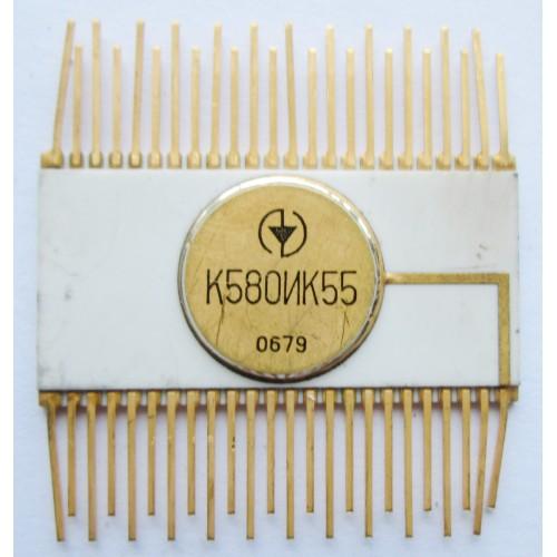 Куплю микросхему К580ИК55