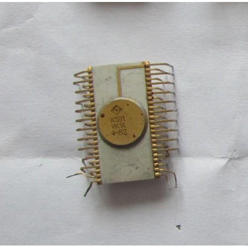Куплю микросхему К581ИК1