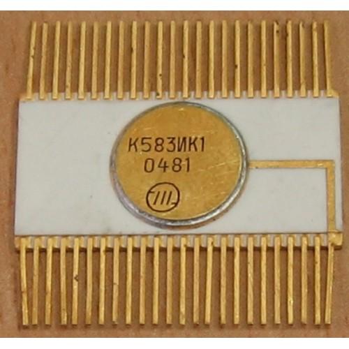 Куплю микросхему 583ИК1