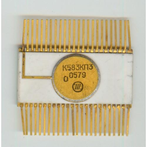 Куплю микросхему К583КП3