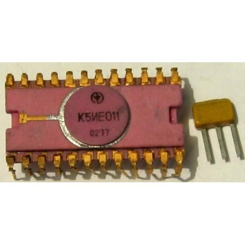 Куплю микросхему К5ИЕ011