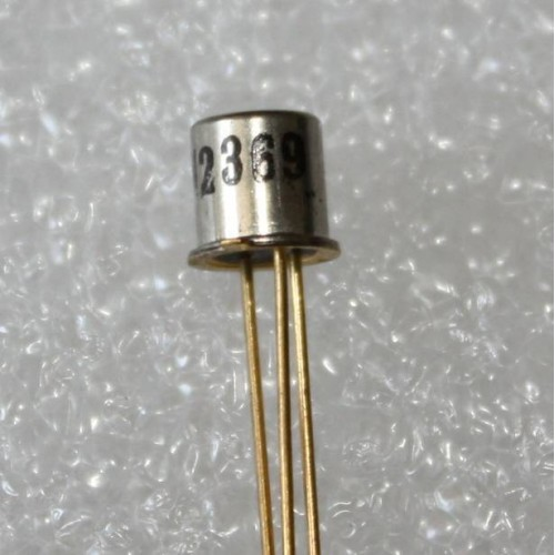 Куплю транзистор 2N2369