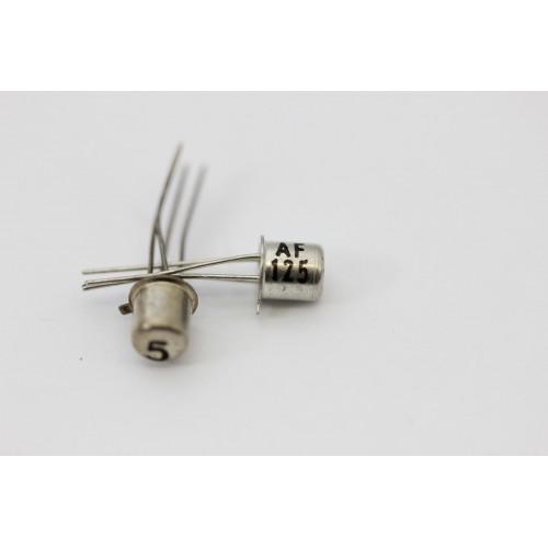 Куплю транзистор AF125