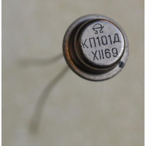 Куплю транзистор КП101
