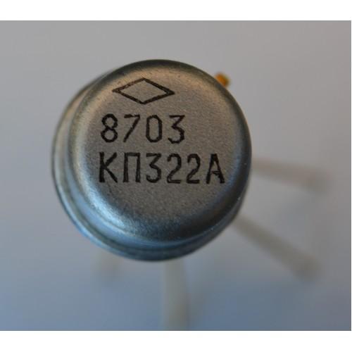 Куплю транзистор КП322