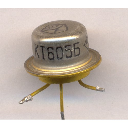 Куплю транзистор КТ605
