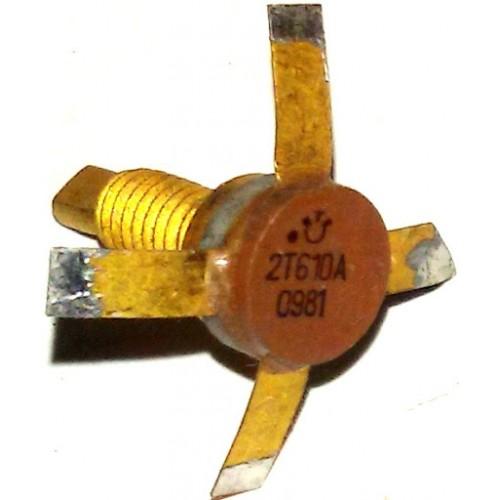 Куплю транзистор КТ610